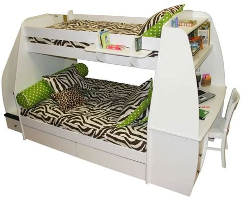 bunk bed on top desk on bottom 25 awesome bunk beds with desks perfect for kids