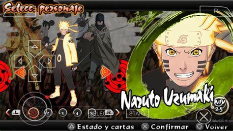 mod game naruto ultimate ninja impact naruto ultimate ninja impact mod ninja strom 4 aa ade tekno