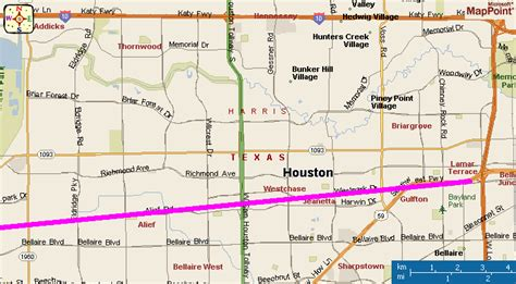 texas tollways map westpark tollway map images