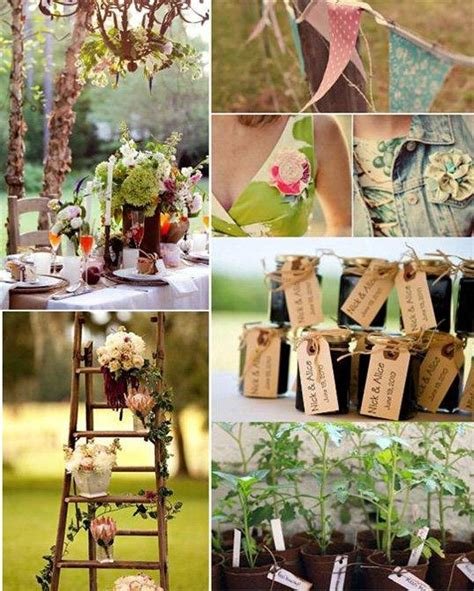 Handmade Wedding Decorations Ideas - diy wedding decoration for outdoor weddingwedwebtalks