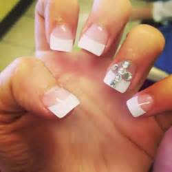 12 white french tip nail designs images french tip nail