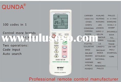 Harga Ac Merk York universal remote ac samsung daftar update harga terbaru