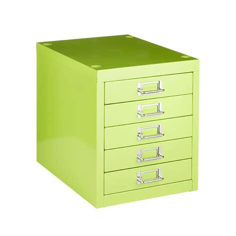 Desktop Filing Cabinet New Spencer Desktop 5 Drawer Office Filing Storage Cabinet A4 Green Ebay