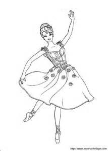colorare barbie disegno ballerina bella barbie