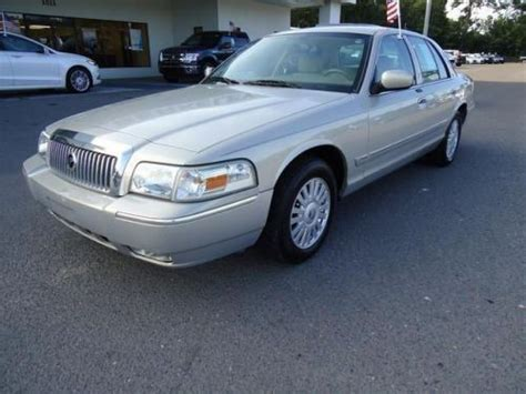 how it works cars 2007 mercury grand marquis seat position control find used 2007 mercury grand marquis ls in 1511 hwy 52 moncks corner south carolina united