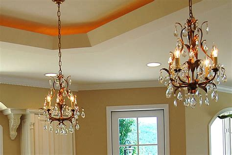 Kitchen Chandeliers Lighting Chandeliers Luxury Executive Home For Sale Medford Oregon