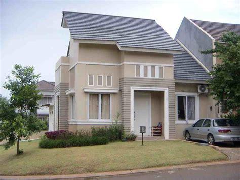 cat design eksterior rumah kombinasi warna cat luar rumah minimalis tak depan yang