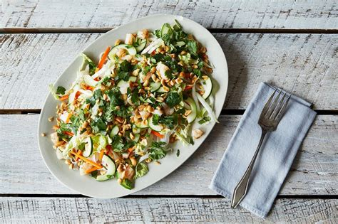 rice noodle salad molly wizenberg s rice noodle salad recipe from orangette