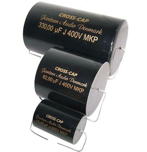 068uf 400v Jantzen Cross Cap Capacitor Kapasitor Mkp Polypropylene passieve filter onderdelen