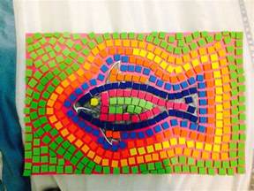roman mosaics for kids classroom ideas pinterest