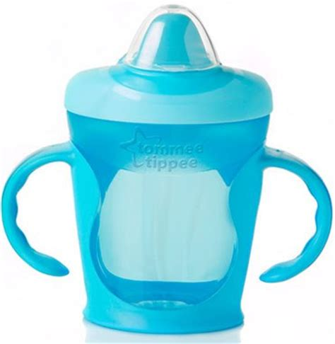 Tommee Tippee Closer To Nature Weaning Beaker 260ml 4m Blue T2909 Koleksi Cup Explora Tommee Tippee Mungsiji
