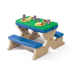 Step 2 Table by Step 2 Picnic Play Table Toys Outdoor Play