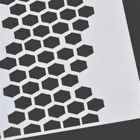 layering stencil template for diy scrapbooking photo album
