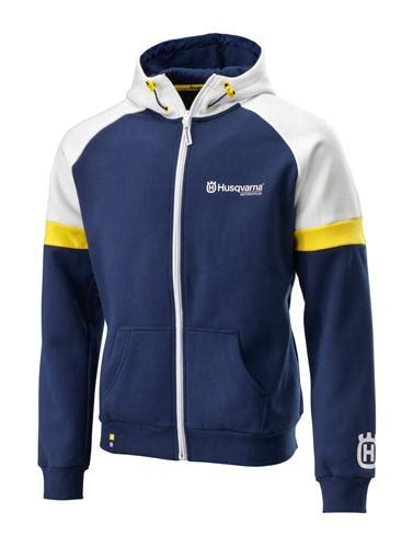 Jaket Zipper Hoodie Sweater Husqvana Merah aomc mx 2017 husqvarna team zip hoodie