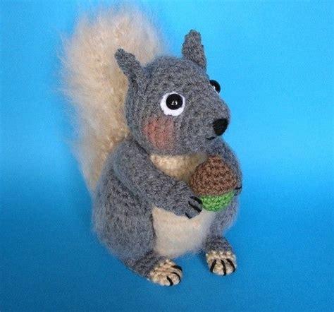 amigurumi squirrel pattern crochet 1000 images about amigurumi chipmunks squirrels on
