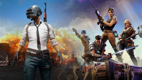 fortnite vs pubg mobile pubg mobile ou fortnite quel jeu mobile battle royale