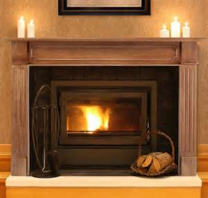 how is a fireplace mantel pearl mantels 111 alamo unfinished fireplace mantel surround