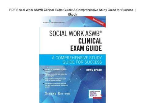 Pdf Social Work Aswb Clinical Guide pdf social work aswb clinical guide a comprehensive