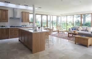 L Shaped Kitchen Layout Ideas With Island Kitchen Extensions Ideas Photos Contemporary Conservatory