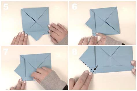 Square Origami Box - origami square box