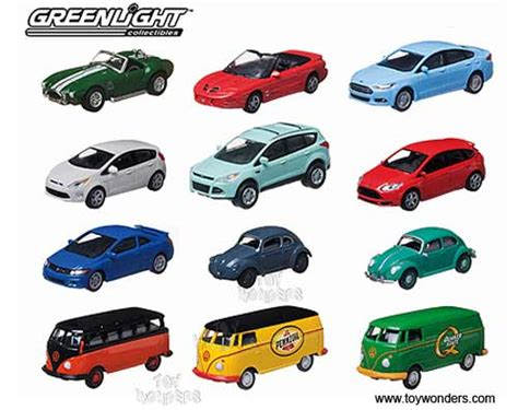 Greenlight Motor World Csite motor world diecast car series 9 96090 48 1 6 scale greenlight wholesale diecast model car