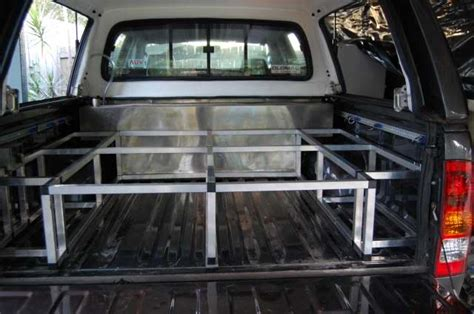 Ute Drawer Plans by Newhilux Net View Topic Rod S Rig 2