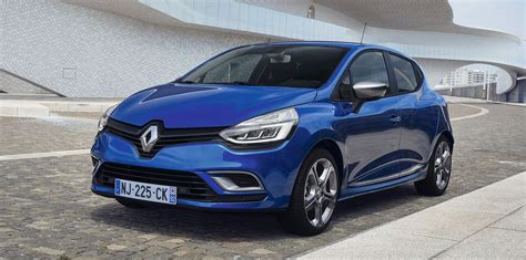 2017 Renault Clio Rs And Gt Line Unveiled Photos 1 Of 8