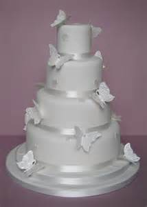 Wedding Cake Favors by Wedding Cakes Pictures Butterfly Wedding Cake Decorations