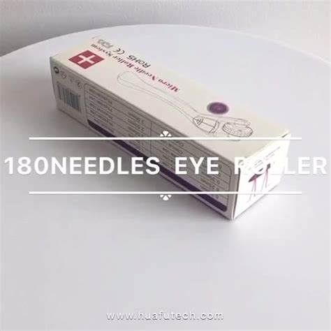 Suture Needle Hecting Eye Remedy Per Box vessel tools eye treatment 180 microneedle roller mesoroller buy mesoroller vessel tools