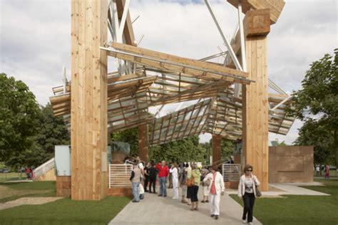 serpentine gallery pavilion 2008 in united kingdom by