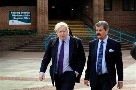 Shoo Johnson And Johnson hillingdon council leader boris is a friend of