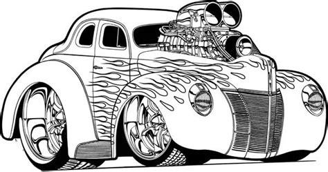 wheels super car nos coloring netart