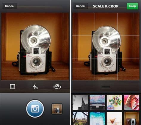 instagram update features camera redesign   filter