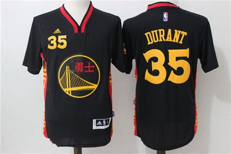 warriors new year jersey 2014 s golden state warriors 35 kevin durant black adidas