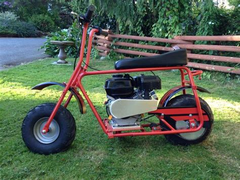 used doodlebug dirt bug mini bike saanich sidney