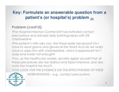 practice infection control questions healing the evidence based practice in infection control and prevention