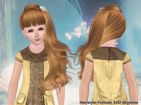 skysims hair child 204 sims 3 pinterest sims 31 best coiffure enfant sims 3 images on pinterest