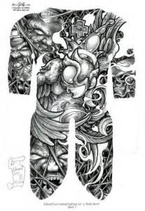 オリエンタル タトゥーと和彫り風刺青デザイン2 oriental80 jpg tattoo hearties