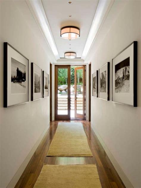 piekny korytarz mieszkaniowe inspiracje