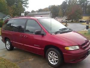 1999 Dodge Caravan For Sale Dodge Grand Caravan 1999 For Sale By Owner In Decatur