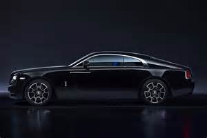 Rolls Royce Ghost Wraith Rolls Royce Ghost Wraith Black Badge Trim Hiconsumption