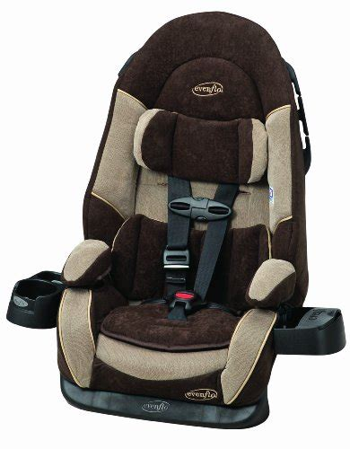 evenflo comfort touch car booster seat evenflo chase dlx harness booster seat