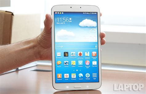 samsung galaxy tab 3 review 8 inch tablet laptop magazine