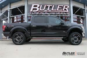 Ford Truck Tires And Rims Ford F150 With 22in Xd Rockstar Ii Wheels Exclusively From