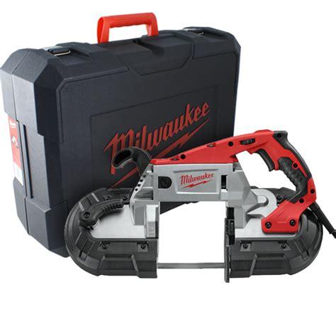 Milwaukee Bs125 Portable Band Saw 110v