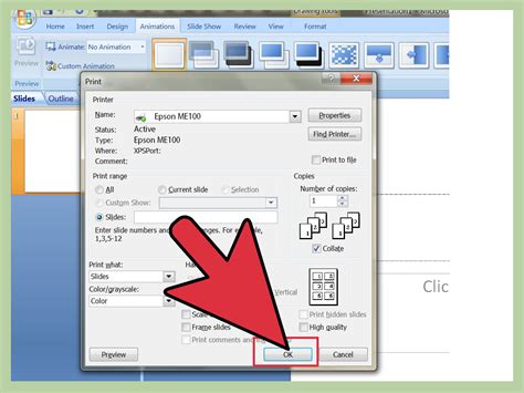 powerpoint tutorial printable how to print a powerpoint presentation 10 steps with