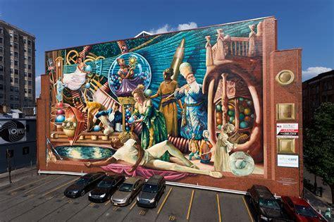 philadelphia muses mural arts philadelphia mural arts
