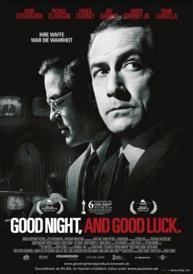 Good Night Good Luck 2005 Good Night And Good Luck 2005 George Clooney Buenas Noches Y Buena Suerte Cinema De Perra