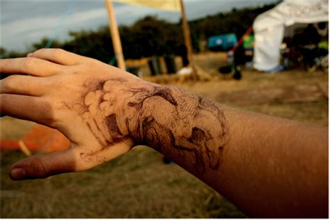 draw tattoo on your arm arm drawing 1 by howlinghorse on deviantart