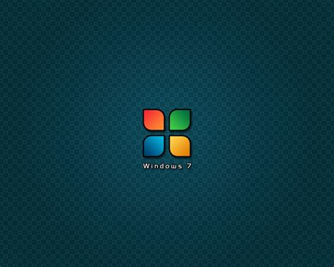 Wallpaper For Windows 7 1280x1024 | 1280x1024 logo windows 7 desktop pc and mac wallpaper